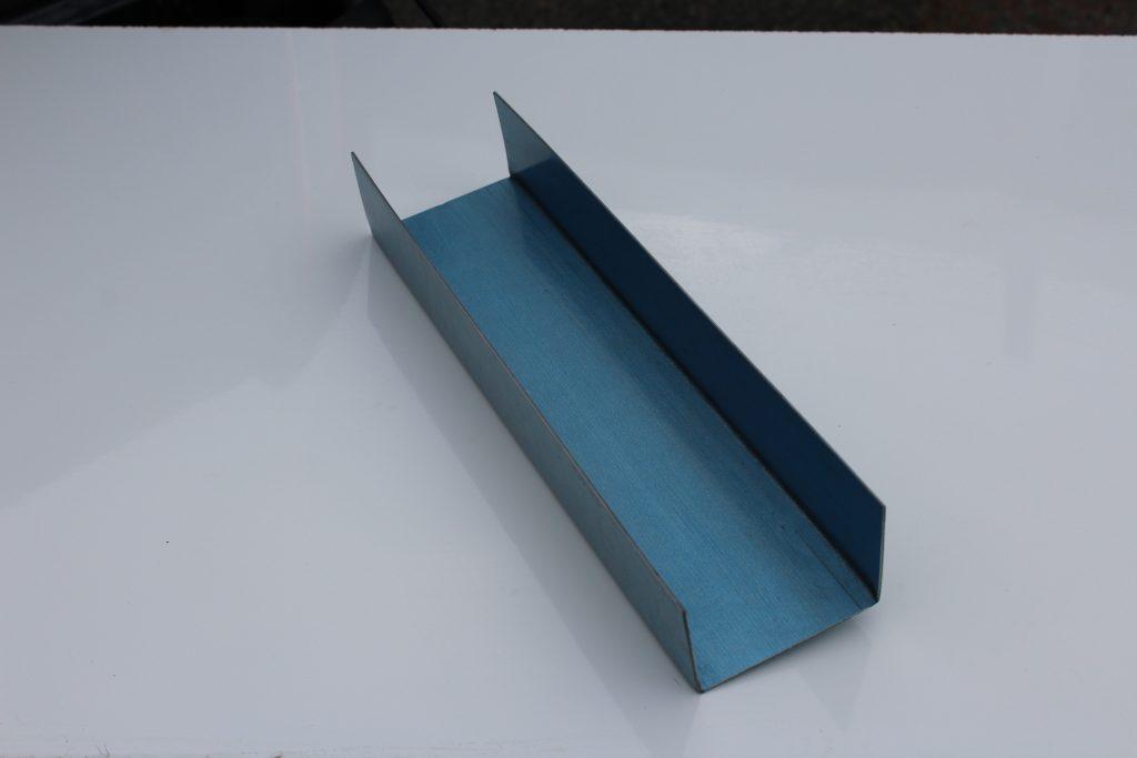 75 x 40 U Lipless Stud - Bottom - Battens & Studs